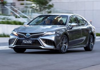 2021 Camry pricelist and specs