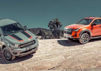 Ranger FX4 MAX vs D-Max X-Terrain