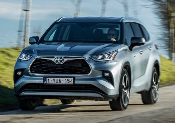 2021 Toyota Kluger launches in Australia