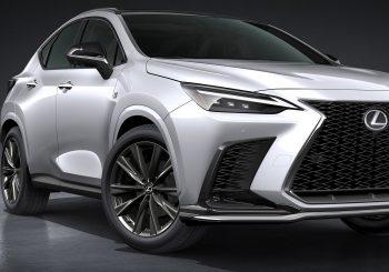 when the new Lexus NX will arrive in Australia