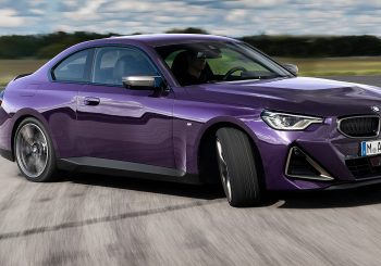 The new 2022 BMW 2 series