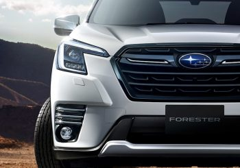 The new 2022 Forester