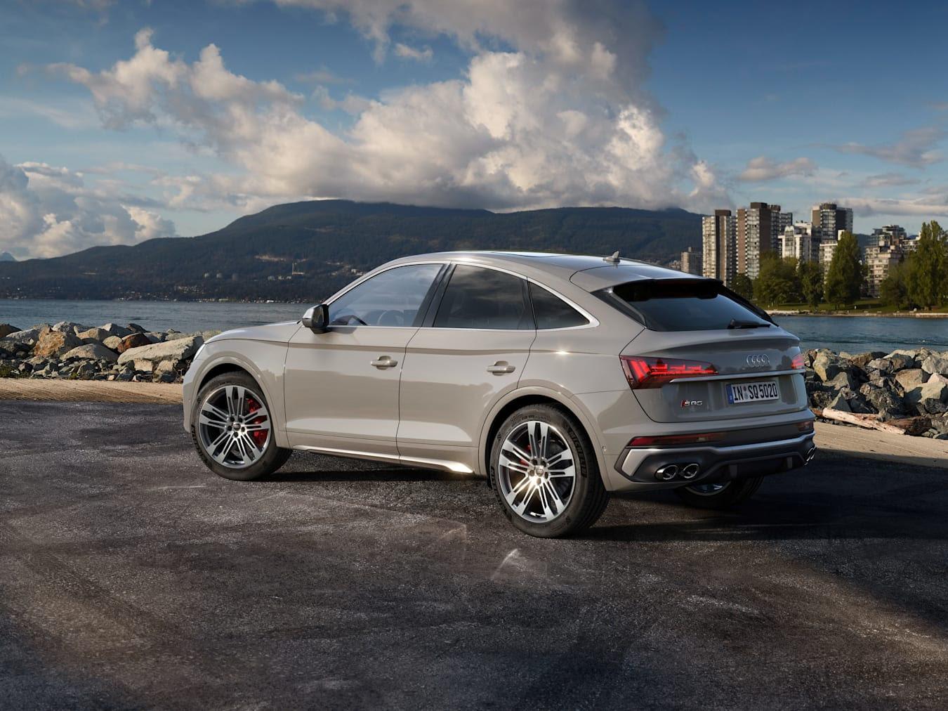 Audi Q5 and SQ5 Sportback Grace Aussie Shores
